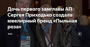 Дочь первого замглавы АП Сергея Приходько создала ...