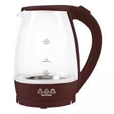 <b>Чайник электрический Мастерица</b> EK-1801G шоколад, 1,8л ...
