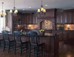 white kitchen cabinets stone backsplash