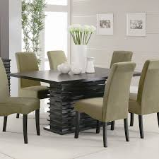 Fabric Dining Room Chair Black Fabric Dining Room Chairs At Alemce Home Interior Design