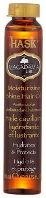 <b>Hask Macadamia Oil</b> Увлажняющее <b>масло</b>-блеск для волос ...