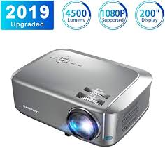Projector <b>Excelvan</b> Home Projector <b>4K HD</b> 1080P: Amazon.co.uk ...