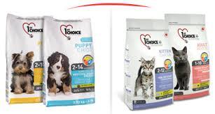 <b>1St Choice</b> - <b>сухие корма</b> супер премиум класса для кошек и котят