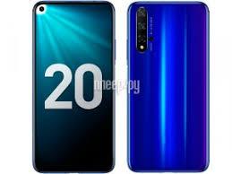 <b>Сотовый телефон Honor 20</b> 128Gb Blue