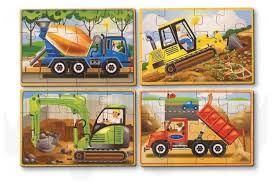 Купить Набор <b>пазлов Melissa</b> & <b>Doug</b> Строительство (3792) по ...