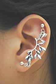 Image result for fashionable ear piercings