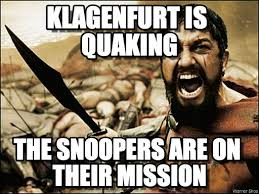 Klagenfurt Is Quaking - 300 Spartan meme on Memegen via Relatably.com
