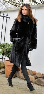 mink furs - milano black saga mink <b>fur coat 2017</b>/2018 in 2019 ...