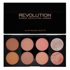 REVOLUTION MAKE UP <b>Палетка румян Ultra Blush</b> Palette Hot Spice