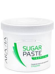 <b>Сахарная паста для</b> шугаринга тропическая средняя SUGAR ...