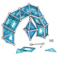 <b>Магнитный конструктор GEOMAG PRO L</b> 174 деталей - купить по ...