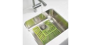 <b>Подложка для раковины</b> универсальная <b>SinkSaver</b>™ серая-белая