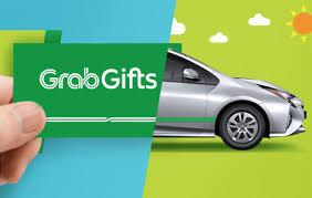 Grab - Online Gift Cards & Vouchers - Wogi