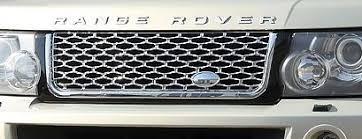 Эксклюзивные <b>решетки</b> для Range Rover 2006-2009. Стиль ...