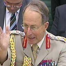 British troops could be deployed to intervene in Syria in the event of a major humanitarian crisis, says General Sir David Richard. 11 November 2012 - World%2BNews%2B6-1