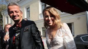 Собчак и Богомолов сыграли роскошную свадьбу - Газета.Ru