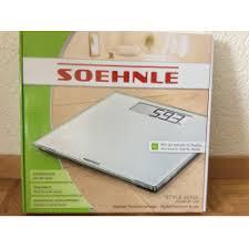 Отзывы о Электронные <b>напольные весы Soehnle style</b> sense ...