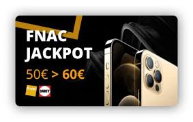 The Fnac-Darty Jackpot E-Gift Cards are back: € 60 for € 50 and ...