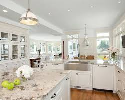 kitchen cabinets with granite countertops: granite countertops ideas with white kitchen cabinets leading source for home design news a daily updated database of the best home design pictures and