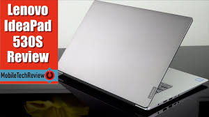 <b>Lenovo IdeaPad</b> 530S Review - YouTube