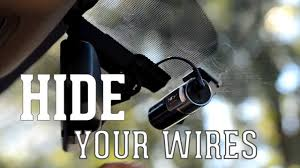 The Easy Guide to Hide Your Dash Camera's <b>Wires</b> (<b>Car</b> Cameras ...