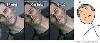 Comparing Gaming Graphics   WeKnowMemes via Relatably.com