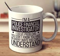 false financial investigator