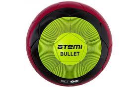 <b>Мяч</b> футбольный <b>Atemi Bullet Winter</b> р.5 красно-черно-зеленый ...