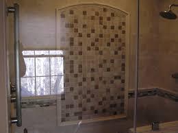 image of tiled shower ideas bathroomglamorous glass door design ideas photo gallery