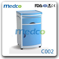 China Medical Furniture <b>High</b> Quality ABS <b>Bedside Cabinet</b> - China ...