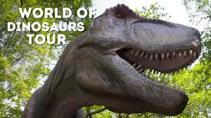 LIVE at the ZOO: <b>World of Dinosaurs</b>! - YouTube