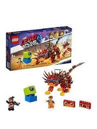 <b>The Lego Movie</b> 2 <b>70827</b> Ultrakatty & Warrior Lucy! in One Colour ...