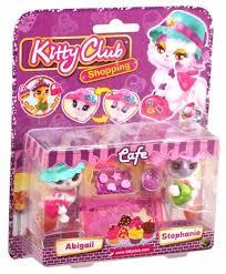 Игровой набор Filly <b>Kitty Club Shopping</b> D162003... — купить по ...