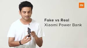 Fake vs Real <b>Xiaomi Power</b> Bank   10 Ways to Identify - YouTube