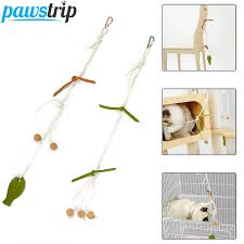 1pc cat toy sisal polyester fiber scratch board seesaw pet for grinding paws fun durable exercise