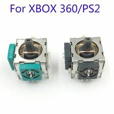 <b>100 Pcs</b>/lot Replacement <b>3D Analog</b> Joystick Stick Sensor Repair ...