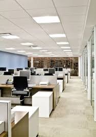 a new york city headquarters of global financial companys office the whole office looks boring not interesting personal space not showing clear awesome open office plan coordinated
