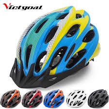 <b>VICTGOAL Bicycle Helmet</b> LED Light Mens and Womens Sunshade ...