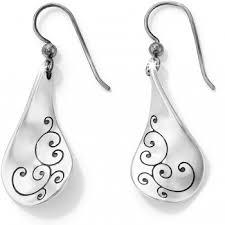 Twirl Twirl <b>French</b> Wire <b>Earrings Earrings</b>