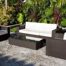 image of modern wicker patio furniture ideas cheap outdoor furniture ideas
