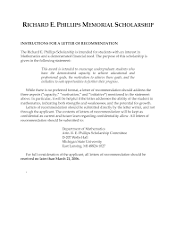 scholarship letters of recommendation sample letter lucy scholarship letters of recommendation scholarship letters of recommendation