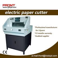 Electrical Paper Cutter (<b>E720T</b>) 720mm Size - China Paper Cutting ...