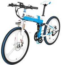 <b>LANKELEISI XT750</b> S Foldable E Bike <b>26 inch 27</b> Speeds Hydraulic ...