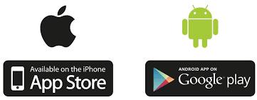 Resultado de imagen de logo para bajarse app