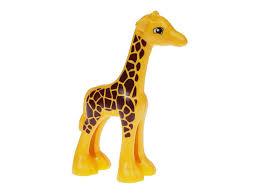 <b>Конструктор Hongyuansheng toys Animal</b> World, Жираф купить в ...