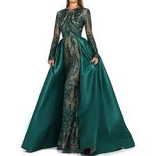 Elegant Solid Lace Round Neckline X-line Dress (1955450141 ...