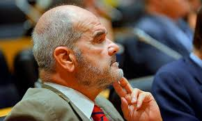 El juez del Supremo comienza el interrogatorio a Manuel Chaves