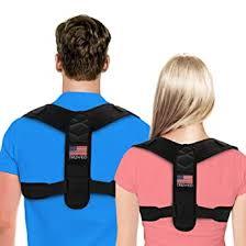 Truweo USA Designed <b>Posture</b> Corrector Upper <b>Back</b> Brace for ...