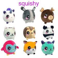 3.5'Kawaii Squishy <b>plush toy</b> Animal <b>Stuffed Animal</b> Decompression ...
