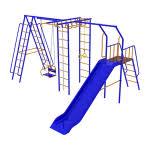 Детские <b>спортивные комплексы для дачи</b> купить в СПб | 438-0335